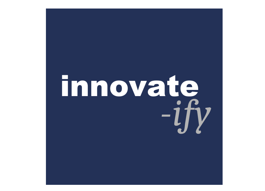 Logo for Innovate-ify